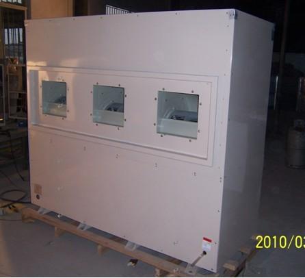 大型管道除湿机HJGD-30S|大型地下车库除湿机|管道式工程抽湿机